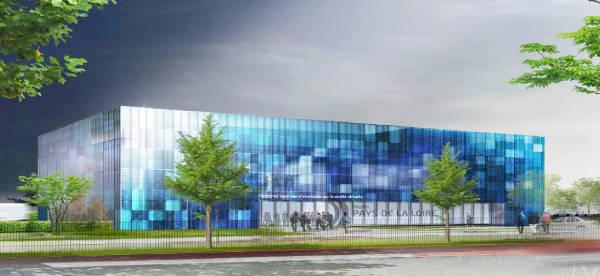 Le Centre industriel de réalité virtuelle