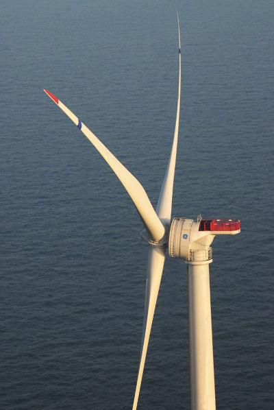 Éoliennes en mer : GE met le cap sur la Chine