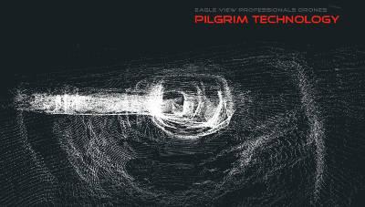 Pilgrim 2018 lasergrammetrie