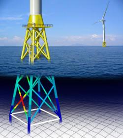 Une fondation offshore de STX