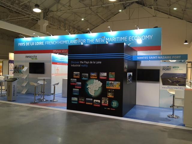 Seanergy 2017: les Pays de la Loire valorisent la réalité industrielle de la filière EMR