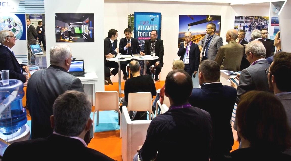 Seanergy 2017: une vitrine internationale pour la filière EMR Pays de la Loire