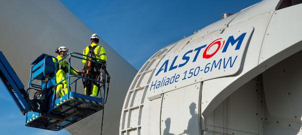 Haliade 150 Alstom
