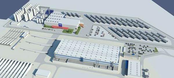 Les usines d'Artelia à Cherbourg © Alstom