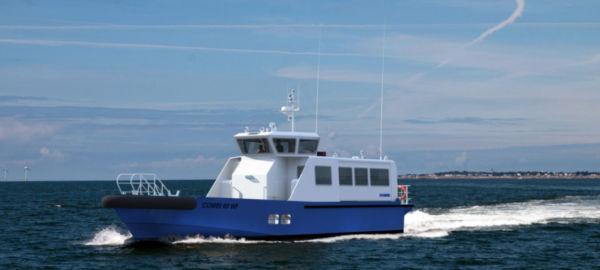 Un bateau de la gamme Ocea Combi