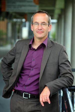Bertrand Alessandrini, directeur du développement de l'École Centrale de Nantes