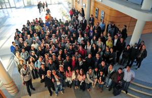 Les étudiants de l'École Centrale de Nantes