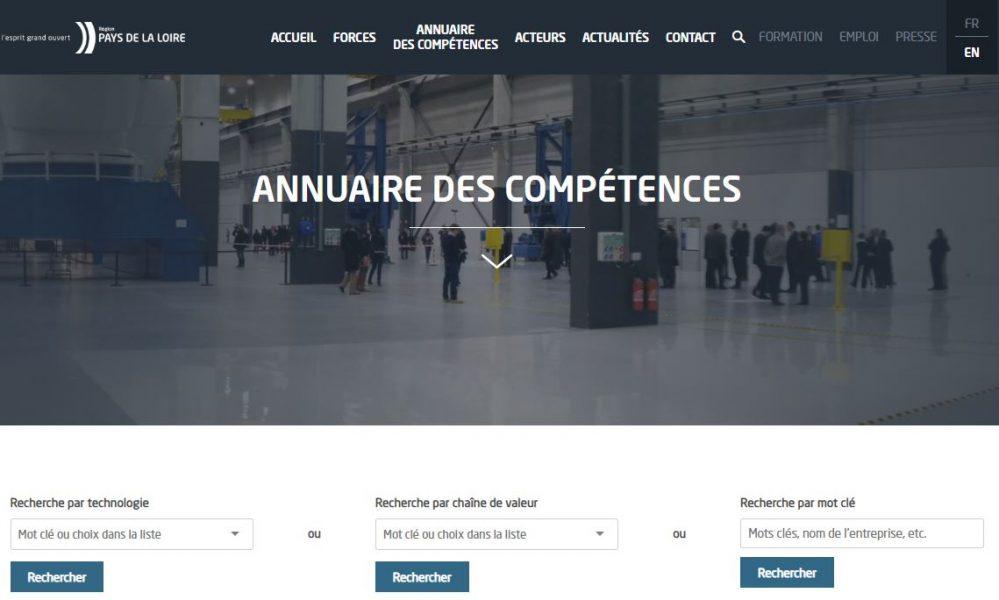 Annuaire régional des compétences EMR