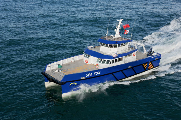 Le Sea Fox de Navalu