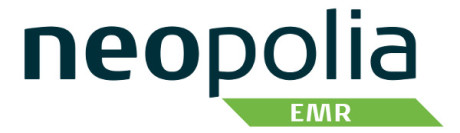 Logo de Neopolia, cluster des EMR