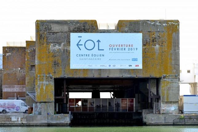 Visitez l'EOL, centre éolien en mer unique en France !