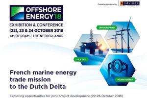 Énergies marines: les Pays-Bas à l'offensive